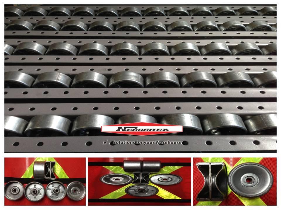 iron wheel, rack dinamico