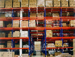 sistemas de almacenaje selectivo