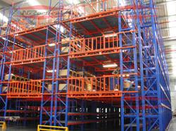 sistemas de almacenaje racks