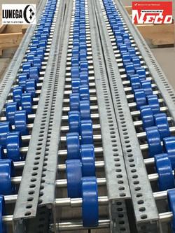 iron wheel rack dinamico
