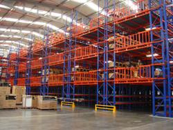 rack mezzanine racks para almacenaje