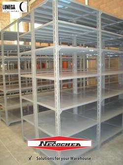 estanteria metalica racks