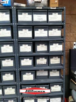estanteria metalica, racks