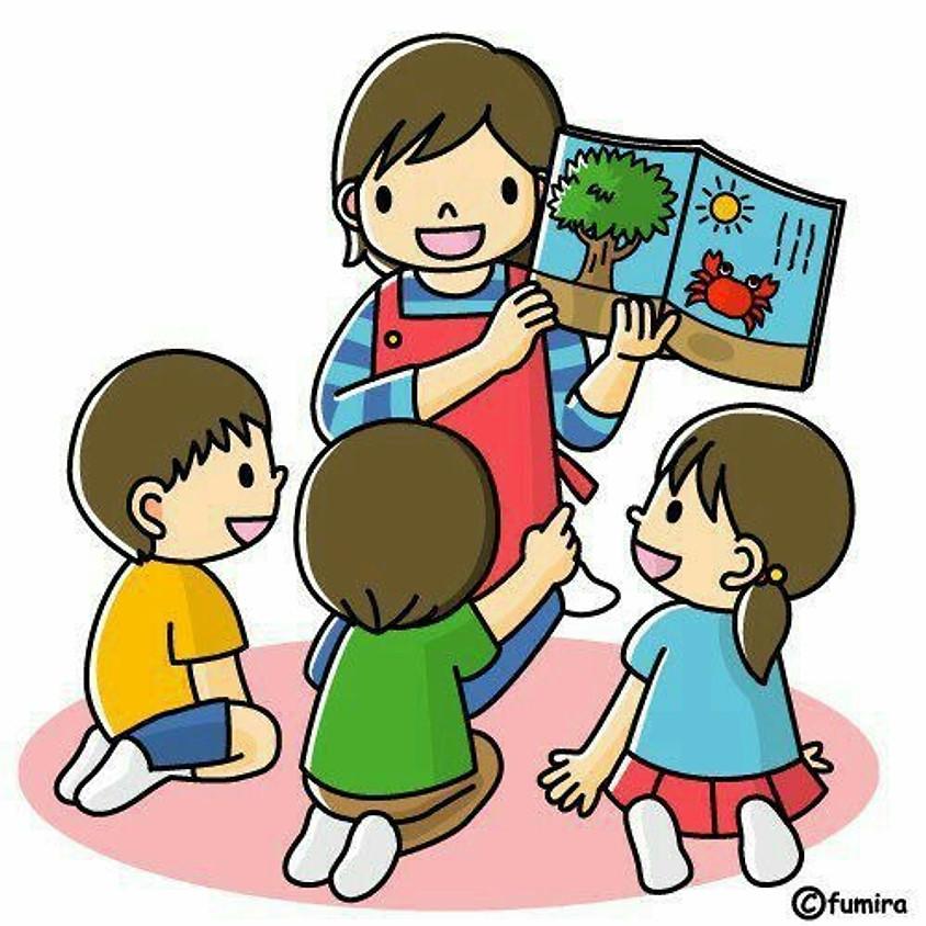 Aula Montessori T21 EAD - Postura do adulto - Prof Assistente de sala de aula