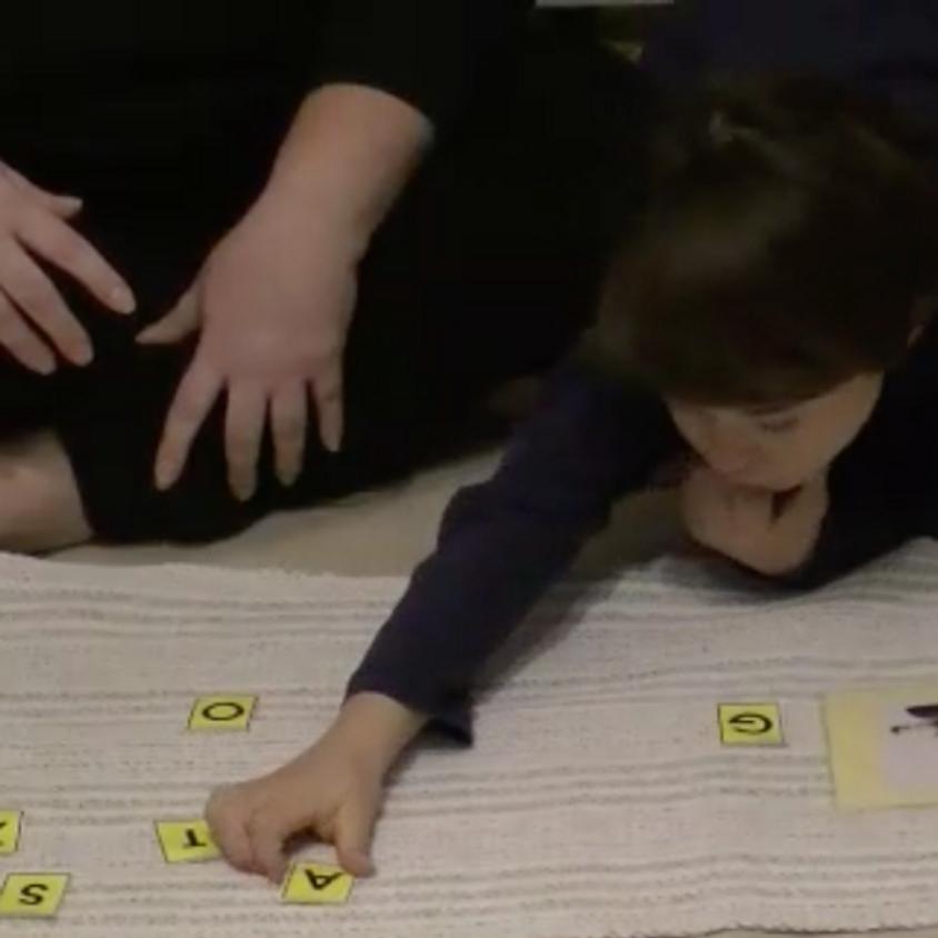 Montessori T21 | 06 meses de Aula On Line para Pais