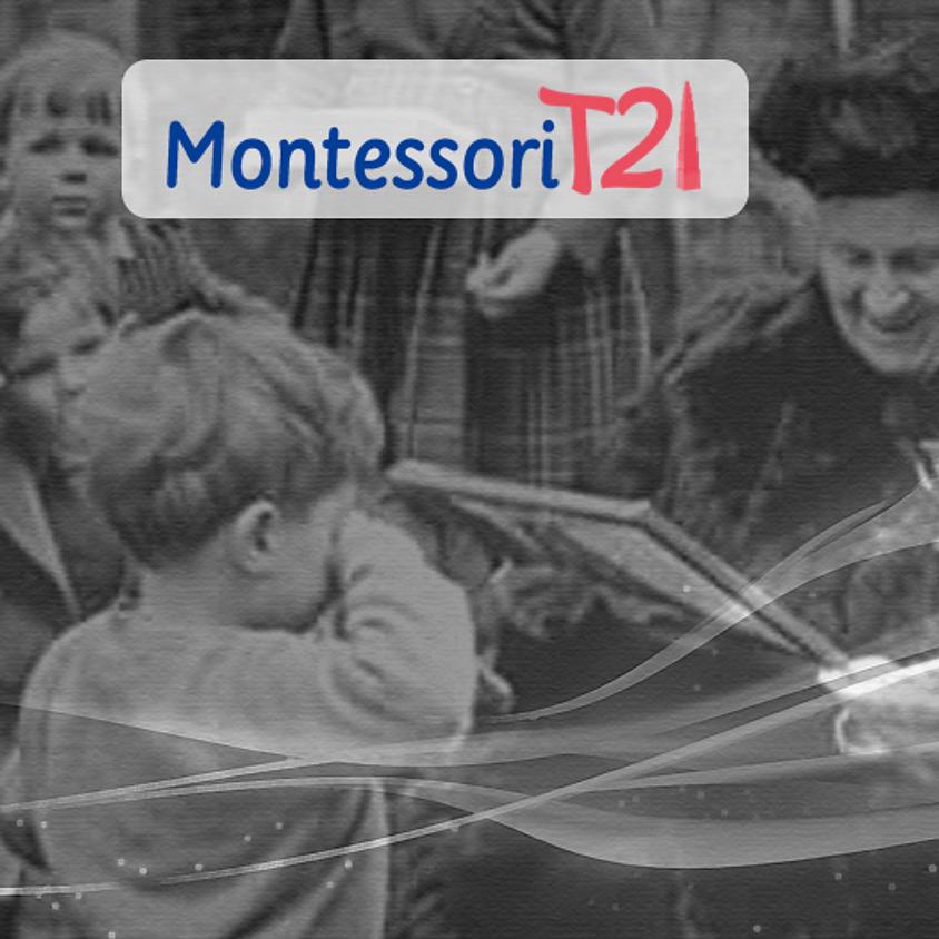 Montessori T21 - Palestra Gratuita - São Paulo