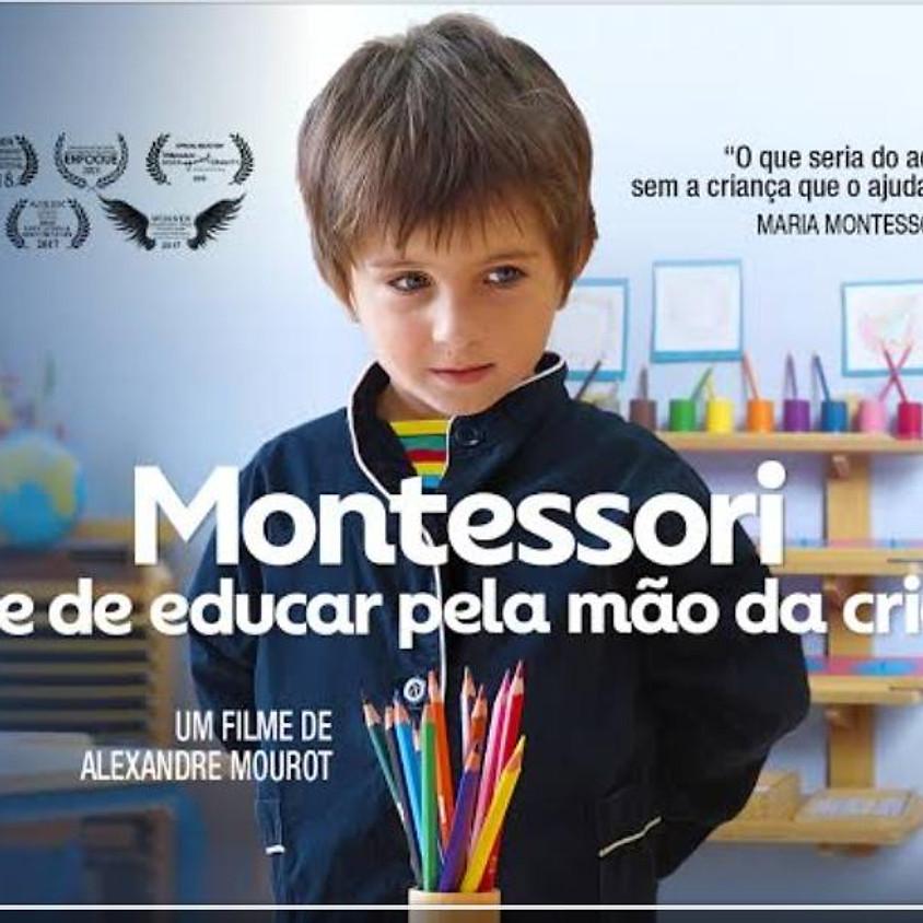 Cine Montessori T21 - A Arte de Educar pelas mãos (1)