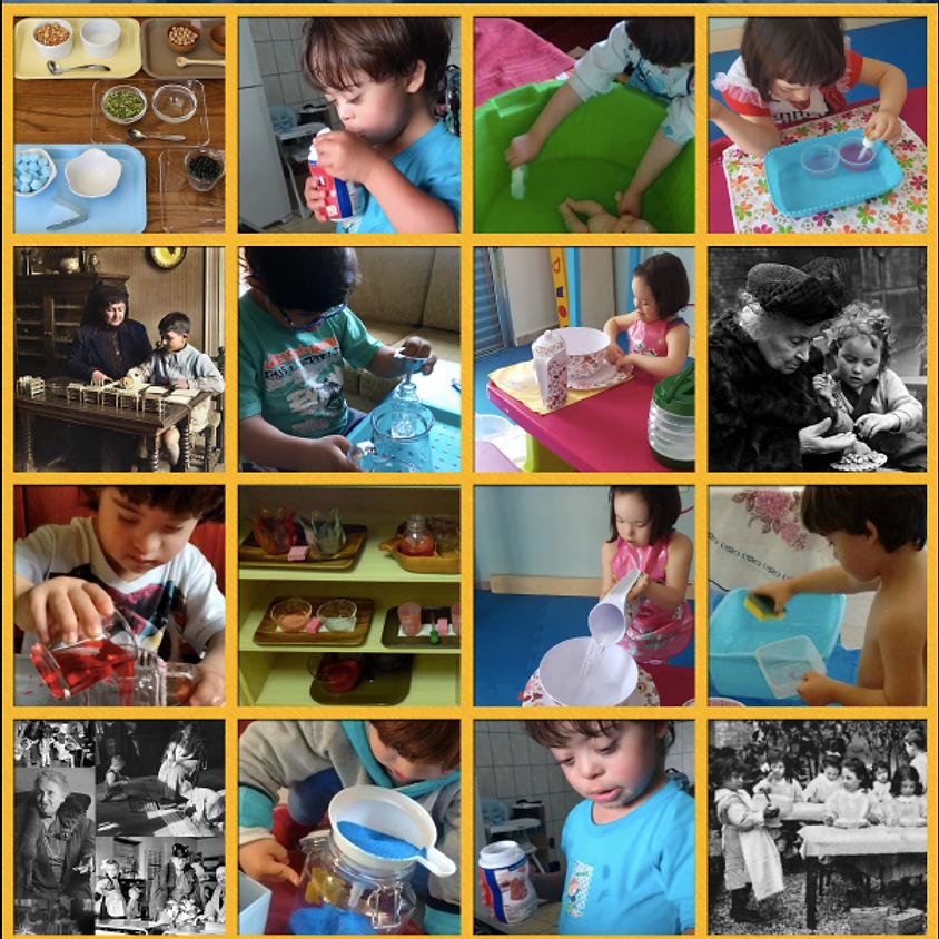 Palestra Autonomia e alfabetização: Da primeira infância à vida adulta na T21