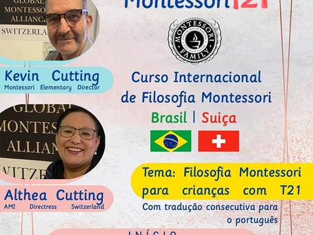 Conferência Internacional de Filosofia Montessori - Brasil / Suiça