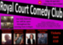 Royal Court Comedy Club Profiles.jpg
