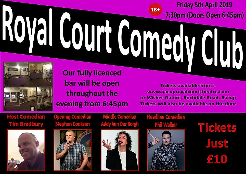 Royal Court Comedy Club Profiles.jpg