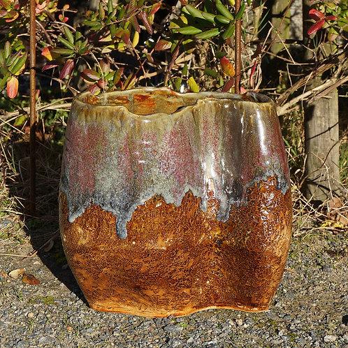 """Vase """"Terre-Creuse"""" 27x16H28cm"""