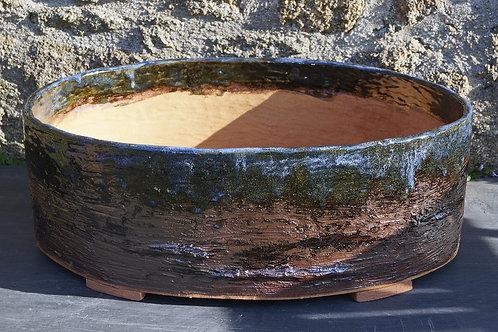 Pot ovale 56x41 H18 cm