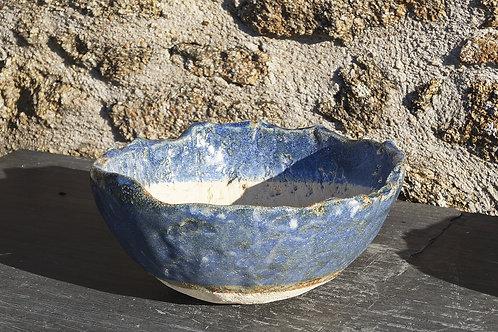 """Jardinière """"coquille"""" Ø25H12 cm"""