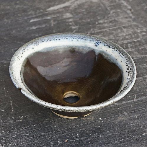 """Jardinière """"coupe"""" Ø15 H5,5 cm"""