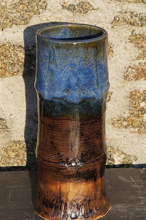 "Vase ""bambou"" Ø11,5H27cm"