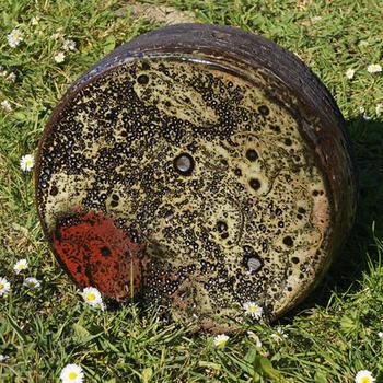 Céramique Trémoureux Ruban Ø35H15cm Grès