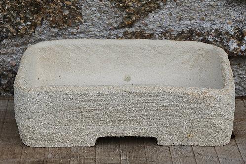 Pot rectangle 19x13 H6cm