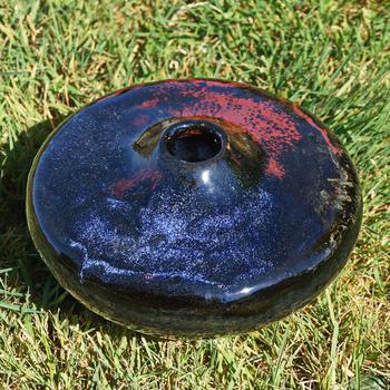 Céramique Trémoureux Ø25H8cm Grès émaill