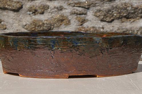 Pot ovale 45x37 H13cm