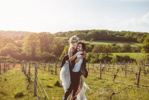 Mariage dans les vignes de R&R