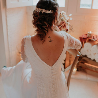 Parution wedding magazine