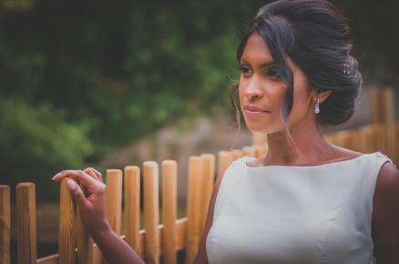 Jolie mariée Indienne