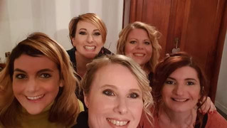Selfie du bonheur, merci les filles !!!!