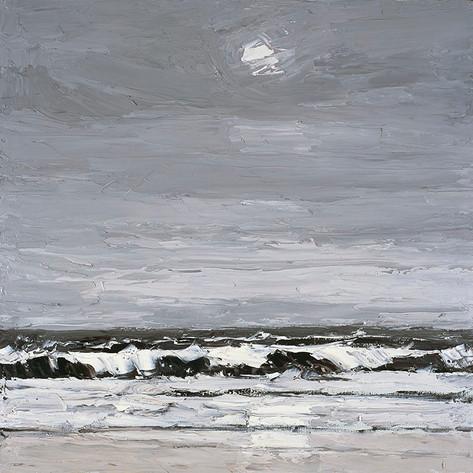 Rough Sea, Llanddwyn,2001