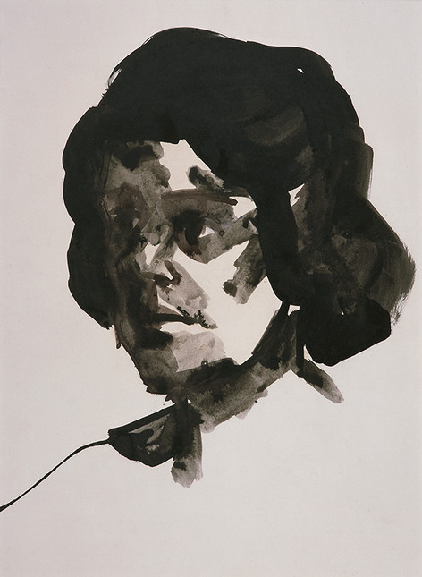 Young Woman, c.1992