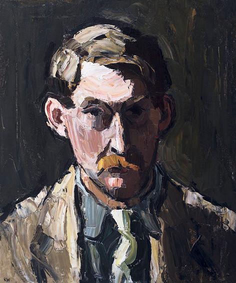 Self Portrait, 1960/61