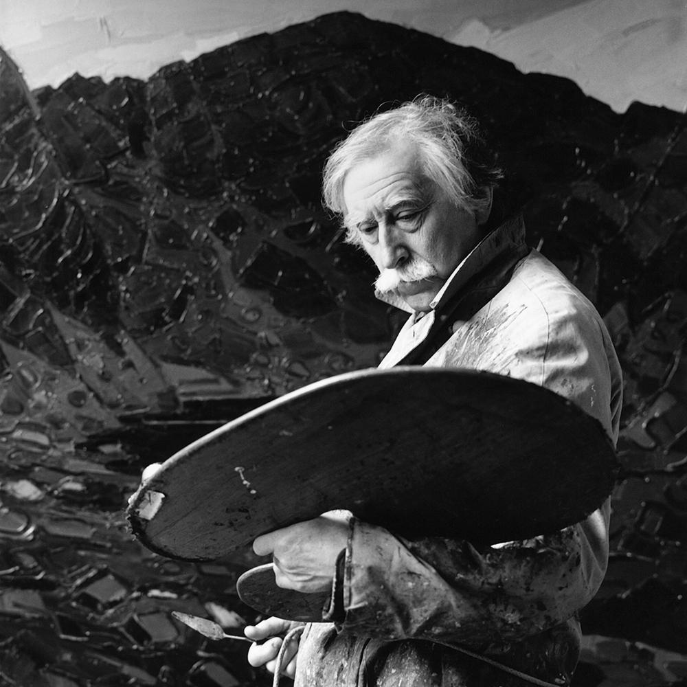 Welsh landscape artist