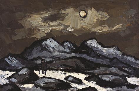 Y Moelwyn, 1967
