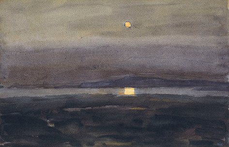Sun on the Sea, Anglesey, 2001