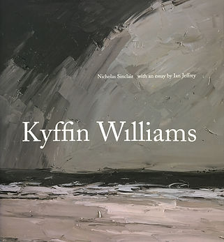 Kyffin Williams, Welsh Artist, Nicholas Sinclair, Ian Jeffrey
