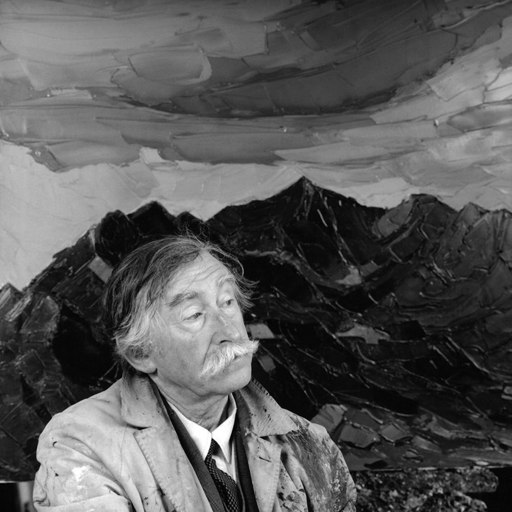 Iconic Welsh artist Kyffin Williams