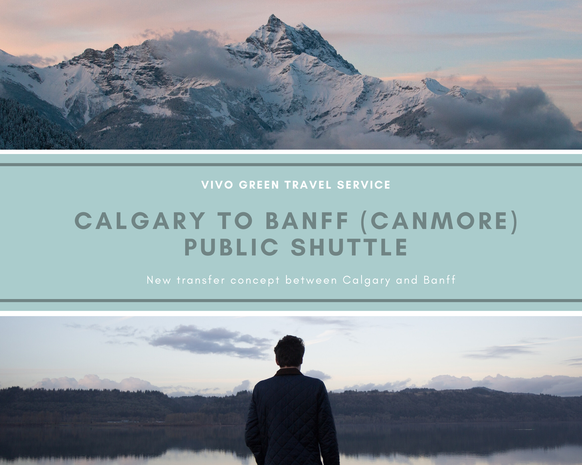 Calgary to Canmore/Banff (Adult)