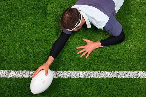 Rugby Scoring