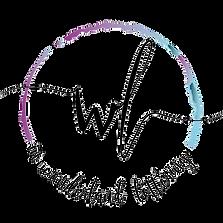 In Wonderland Lettering Logo
