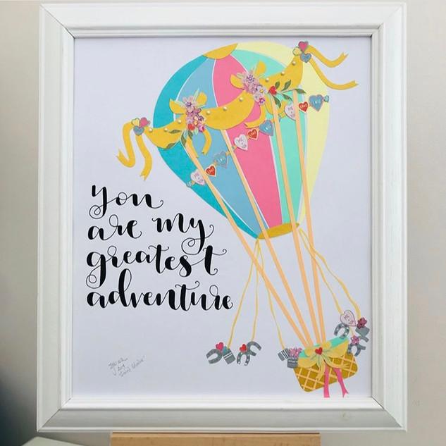 Greatest Adventure Balloon