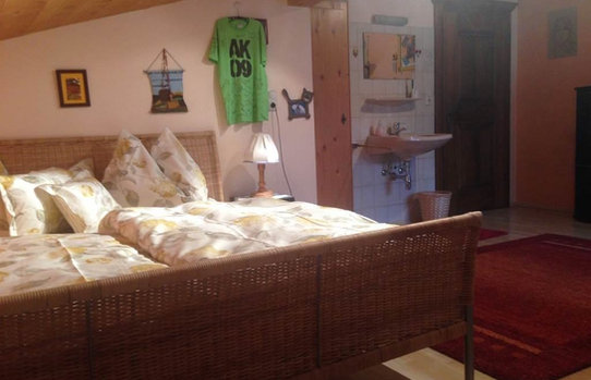 Schlafzimmer II OG