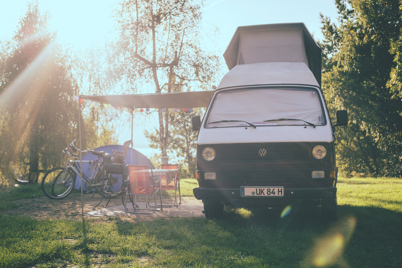 vanlife family