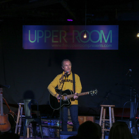The Upper Room: New Year's Eve 2018