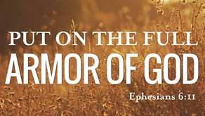 Put on God's Armor