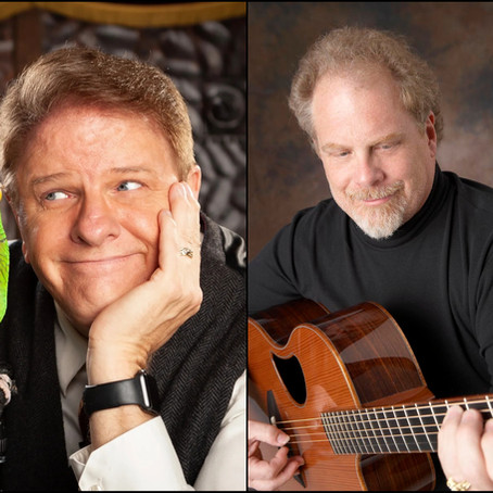 The Upper Room: Scott Wesley Brown and Dana Daniels  Concert Recap Blog