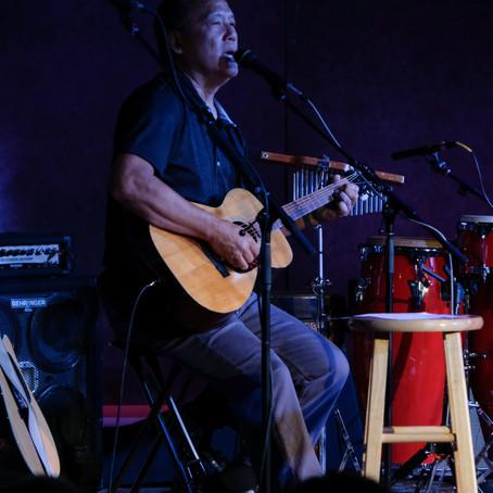 The Upper Room: Oden Fong Concert
