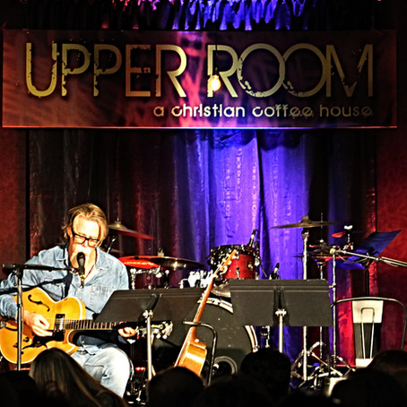 The Upper Room: Chris Lizotte
