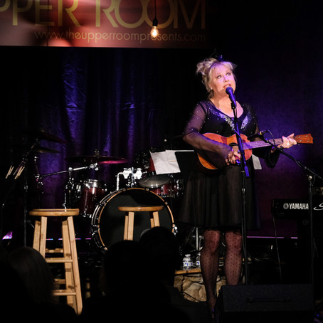 The Upper Room: Victoria Jackson and Michele Pillar
