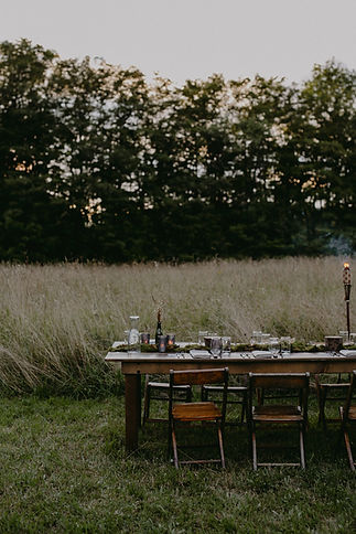 country boho wedding in the berkshires non traditional