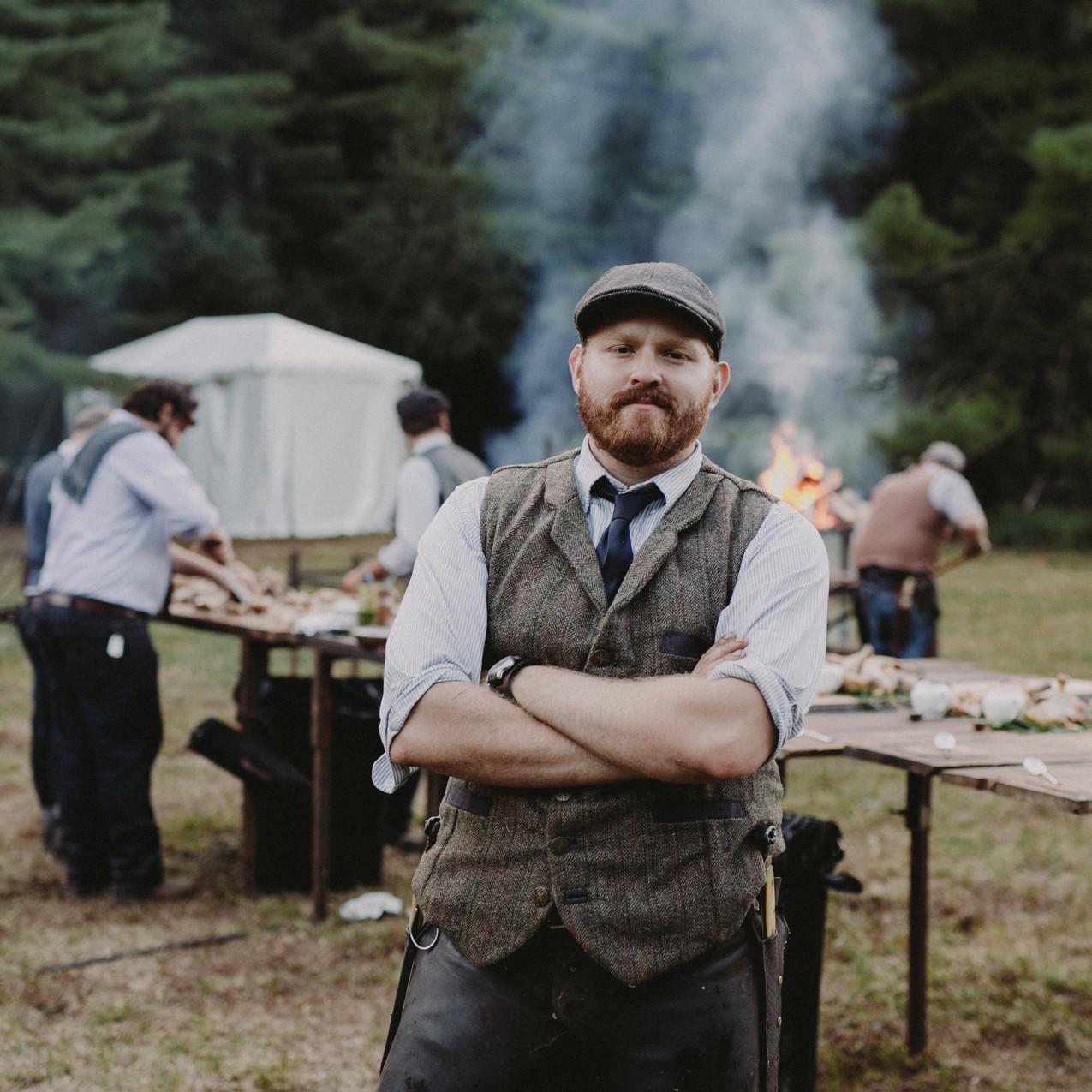 Chef James Gop